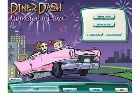 Diner Dash: Hometown Hero - PC Game Download Free Full Version