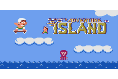 Adventure Island | NES | Games | Nintendo