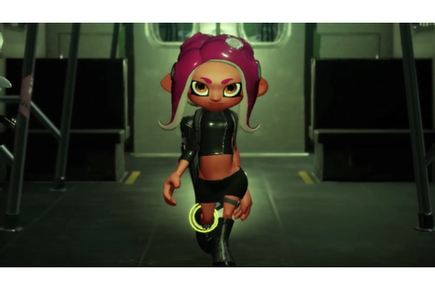 Splatoon 2: Octo Expansion Announced - IGN