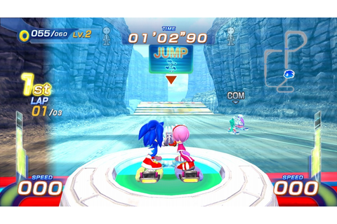 Sonic Free Riders' Game Modes Detailed – The Sonic Stadium