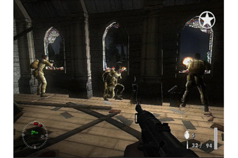 Test du jeu Medal Of Honor : Avant-Garde sur PS2 ...