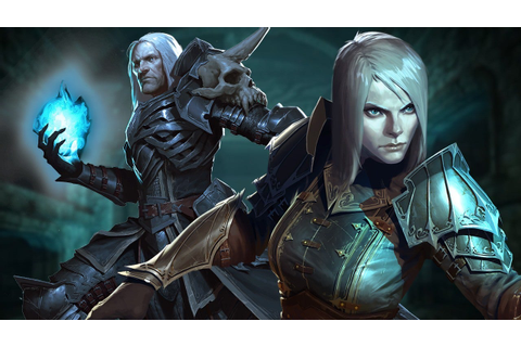 Diablo 3 - Rise of the Necromancer Launch Day Stream - IGN ...