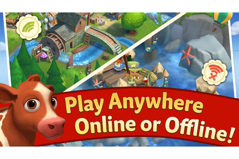 FarmVille 2: Country Escape Unlocked | Android Apk Mods