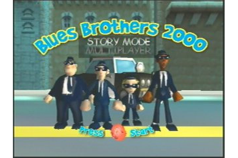 Blues Brothers 2000 (2000) by Player 1 N64 game