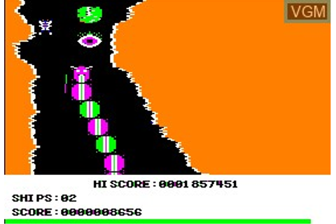 Cavern Creatures for Apple II - The Video Games Museum