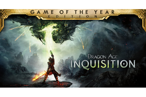 Holiday Gift Guide 2015: Dragon Age: Inquisition—Game of ...