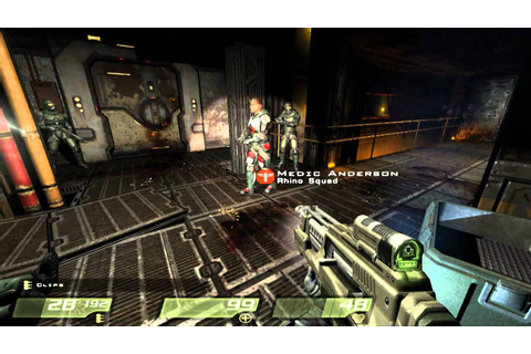 CGRoverboard QUAKE 4 for PC Video Game Review - YouTube