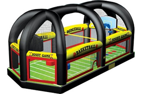 Inflatable Interactive Sport Games