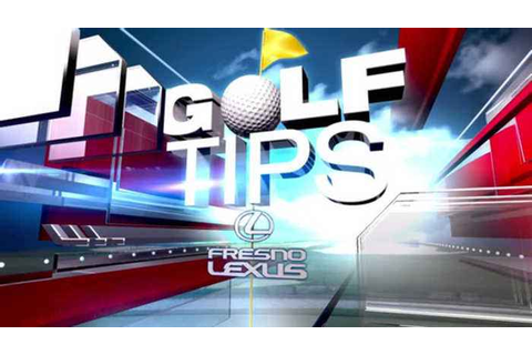 Golf Tips: Secret to a perfect drive - One News Page VIDEO