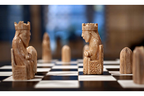 Goddesschess: The Game of Kings: Medieval Whimsy