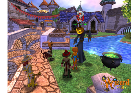 Wizard101 Review and Download – MMOBomb.com