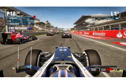 F1 2015 Features Gameplay Trailer Released – STG