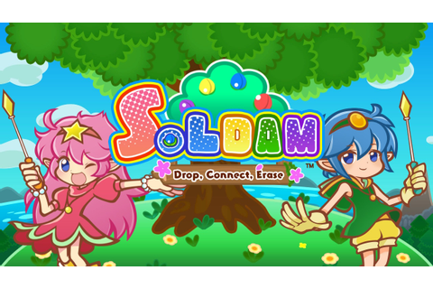 First Impressions: Dropping in on Soldam: Drop, Connect ...