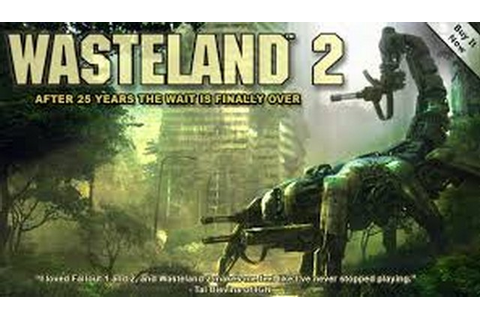 Wasteland 2 Game - Free Download Full Version For PC