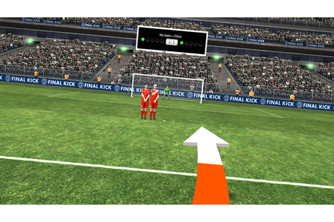 Virtual reality soccer games - VRExtasy