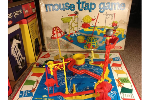 Mouse Trap Game | Memory Lane | Pinterest