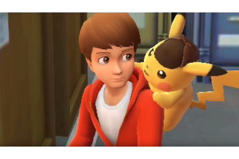 The Detective Pikachu Game Is A Perfect Complement To The ...
