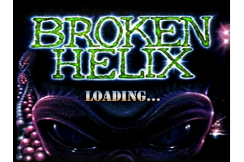 Broken Helix (1996) by Konami PS game