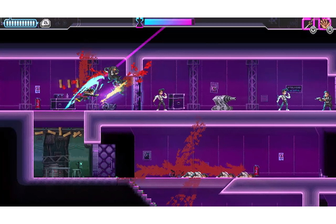 Unstuck in time — Katana Zero review – GAMING TREND