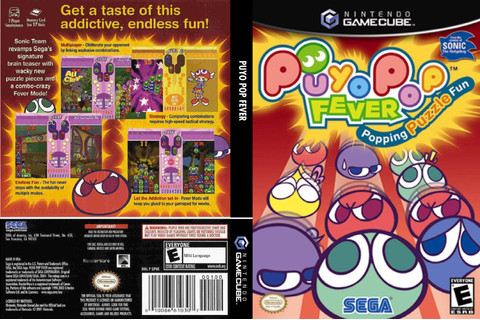 GPUE8P - Puyo Pop Fever