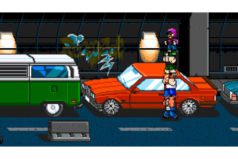 Review: River City Ransom: Underground