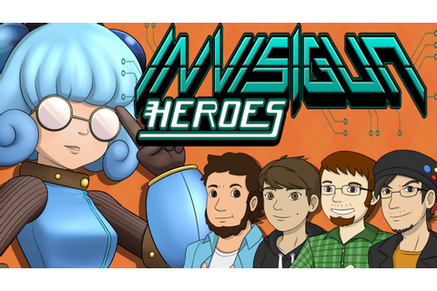 Indie Games: Invisigun Heroes - YouTube