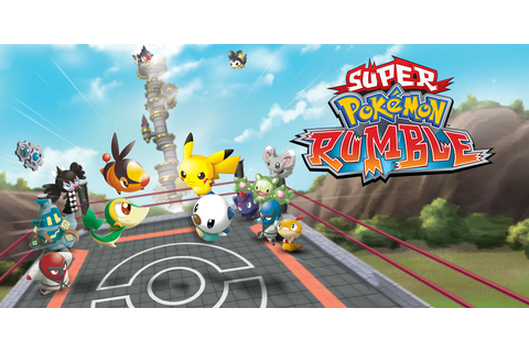 Super Pokémon™ Rumble | Nintendo 3DS | Jeux | Nintendo