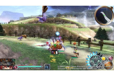 Ys: Memories of Celceta Review (PS Vita) - Rice Digital ...
