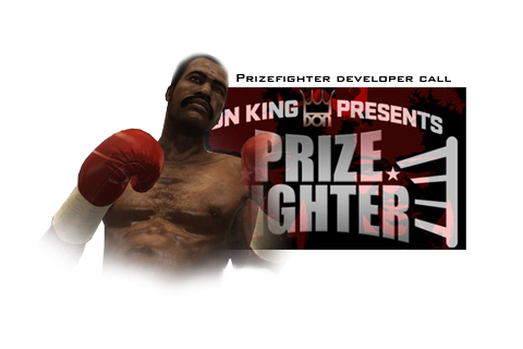 Don King Presents Prizefighter Developer Call - Xbox One ...