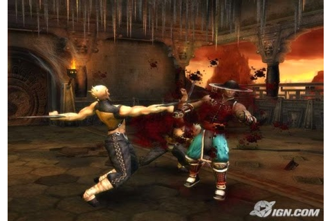 Mortal Kombat Shaolin Monks [ PC - PS2 ] - Full Version ...
