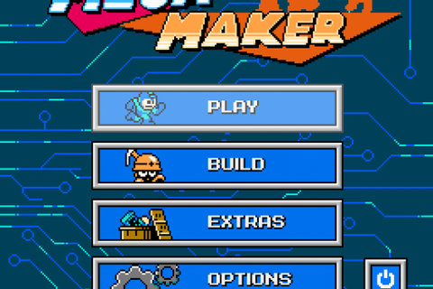 Mega Maker, The Fan-Made Mega Man Creation Game, Releases ...