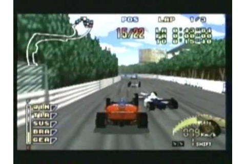 F1 Pole Position 64 Trailer 1997 - YouTube