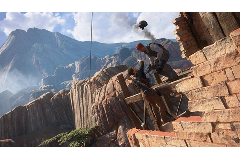 Uncharted 4: A Thief's End Review | GamesReviews.com