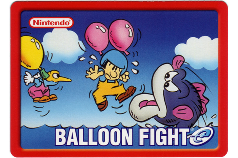 Balloon Fight-e | Balloon Fight Wiki | FANDOM powered by Wikia