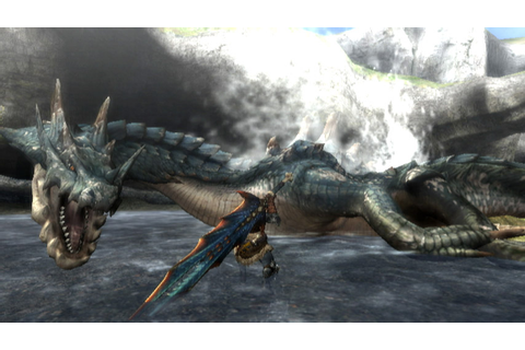 The Game Over Blog: Monster Hunter Tri - A step up for Wii ...