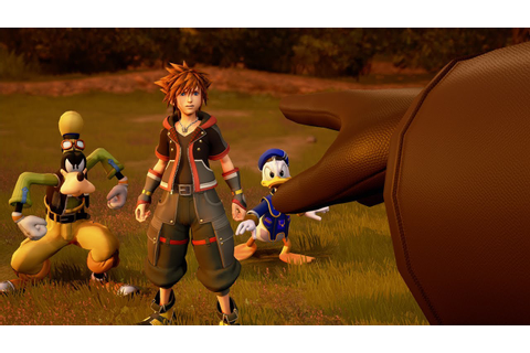 New Kingdom Hearts III trailer revealed at Orchestra ...