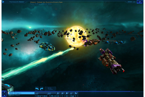Firaxis Announces New 'Sid Meier's Starships' Interstellar ...