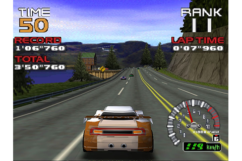 RR64 - Ridge Racer 64 (Europe) ROM Download