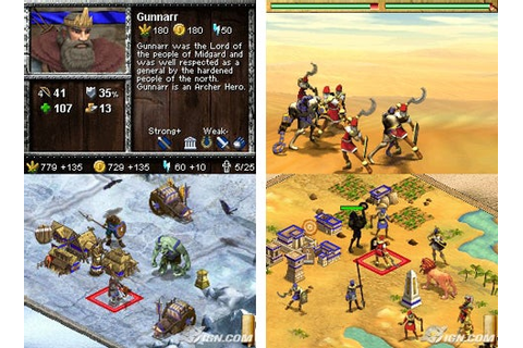 Age of Empires: Mythologies Review - IGN
