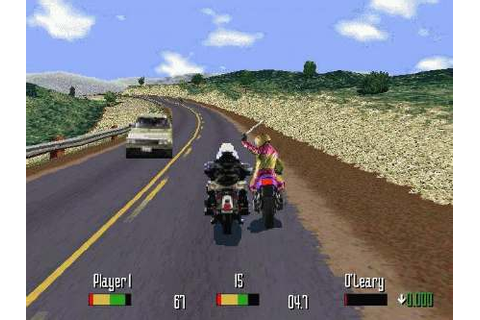 Road Rash [U] [SLUS-00035] ROM / ISO Download for ...