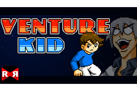Venture Kid Area 1-3 (By FDG Mobile Games) - iOS / Android ...