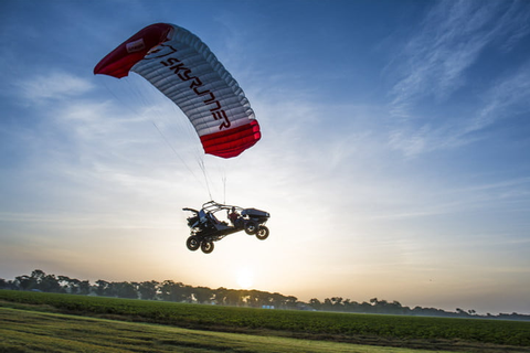 SkyRunner | $119,000 Flying Car That's Part Dune Buggy and ...