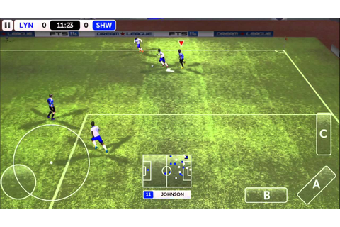 First Touch Soccer 2014 - HD Gameplay iOS - YouTube