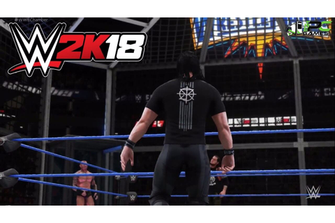 WWE 2K18 PC Game Highly Compressed Repack Free Download