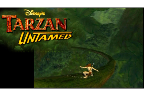 Disney's Tarzan: Untamed ... (PS2) - YouTube