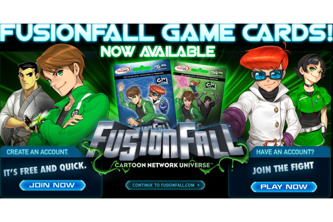 FusionFall - Browser Based Games