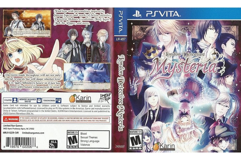 Limited Run Game's London Detective Mysteria Case Looks ...
