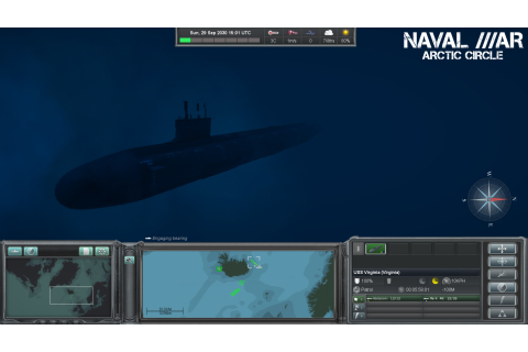 Download Naval War: Arctic Circle Full PC Game