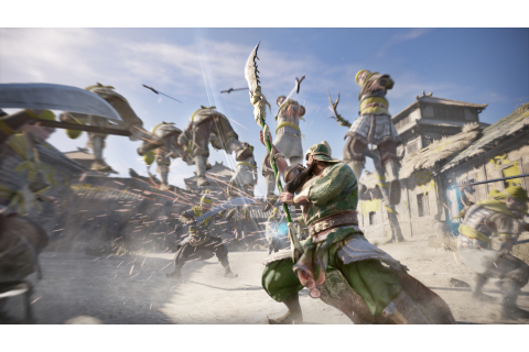 Dynasty Warriors 9 is now available on Xbox One - MSPoweruser