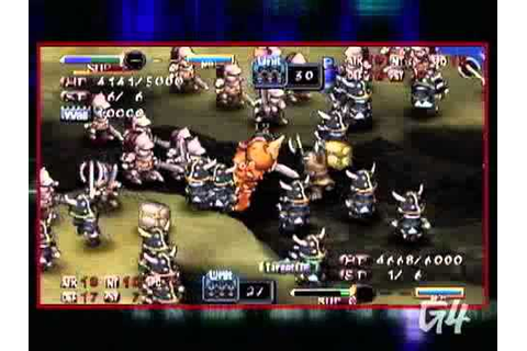 Generation of Chaos PSP - YouTube